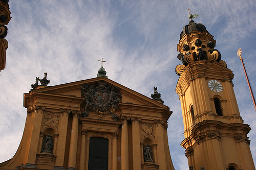 Theatinerkirche St. Kajetan
