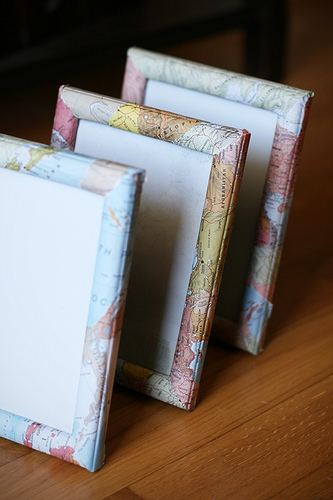 Decorating Frames - Alyssa B. Young - In the Wabe