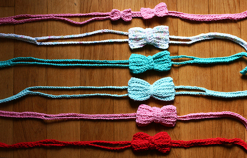 50 Crochet Bow Patterns The Funky Stitch
